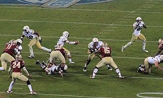 2014 ACC Championship Game - Georgia Tech on offense