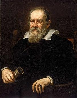 astrónomo, filósofo, matemático y físico italiano