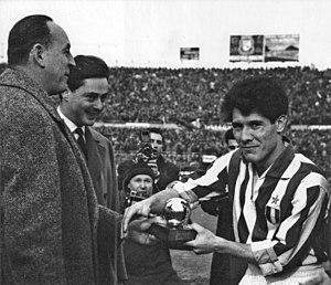 Ballon d'Or 1961 - Omar Sívori, Ballon d'Or 1961