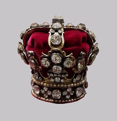 Crown of Queen Maria Josepha