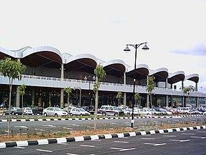 Kuching International Airport - The Terminal Building