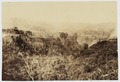 KITLV - 16041 - Junghuhn, Franz Wilhelm (1809-1864) - View from the house of Junghuhn on forests in Lembang near Bandung - circa 1860.tif