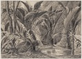 KITLV - 48B3 - Borret, Arnoldus - In the Upper Saramacca, Suriname. - Pencil - 1881-09.tiff