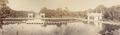 KITLV 100556 - Unknown - Pond with fountains in a garden oasis in British India - Around 1870.tif