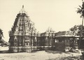KITLV 88225 - Unknown - Tarakeshvara temple at Hangal in British India - 1897.tif