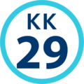 KK-29 station number.png