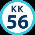 KK-56 station number.png