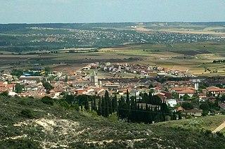 Torrelaguna Municipality in Community of Madrid, Spain