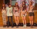 KOCIS Group f(x) performs to celebrate the 40th anniversary of the KOCIS (6557945863).jpg