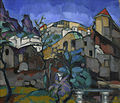 KONRAD MÄGI 1922-1923 Capri maastik.jpg