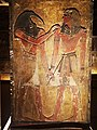 KV17, the tomb of Pharaoh Seti I of the Nineteenth Dynasty, Burial chamber J, the King before Thot, Valley of the Kings, Egypt (49845803178).jpg