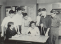 Kaczynski math club 1957.png