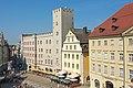 Kaiserherberge Goldenes Kreuz Regensburg Haidplatz 7 D-3-62-000-543 05.jpg