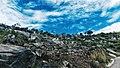 Kalikot,Mangma Bazar rock road side with amazing cloud view.jpg