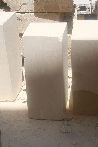 Limestone - Limestone as building material
