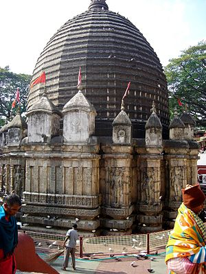 Cultural Development of Kamarupa - Kamakhya Temple
