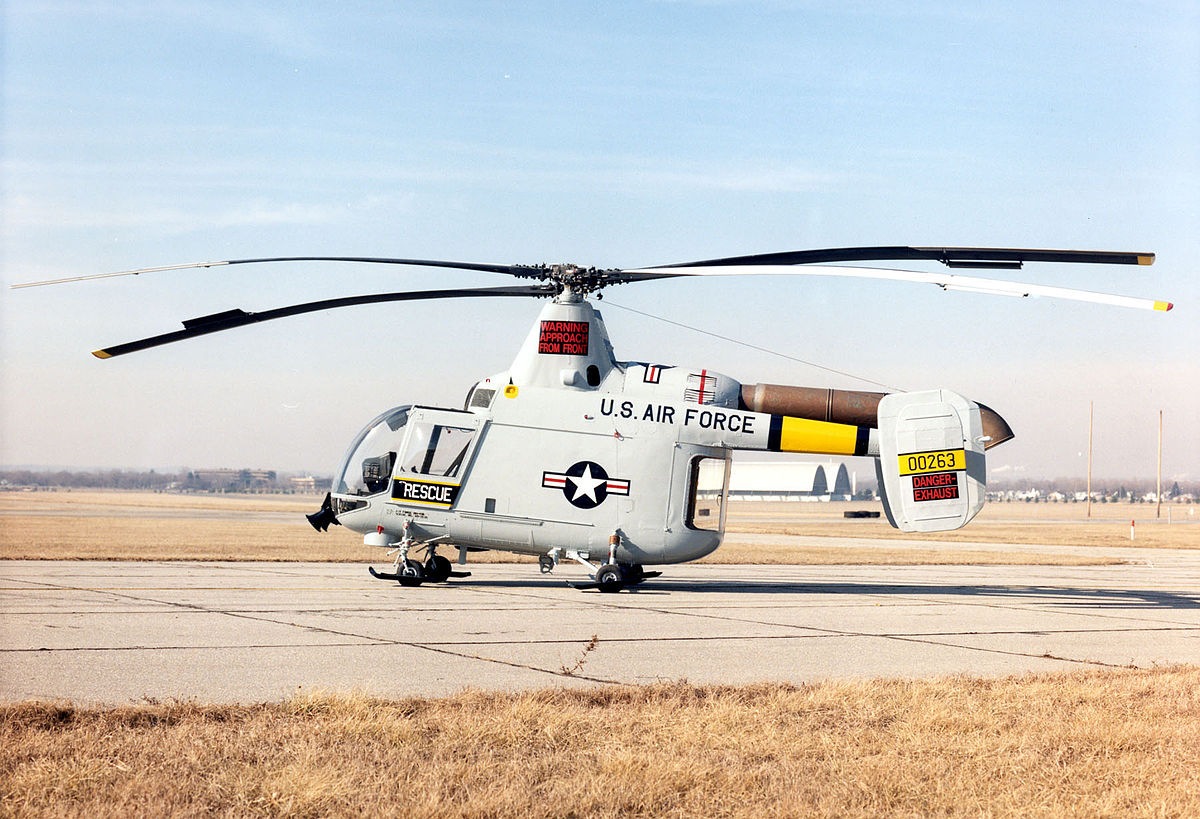 Kaman HH-43B Huskie - Aviationmuseum