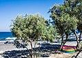 Kamari Beach, Santorini, Greece - panoramio (7).jpg