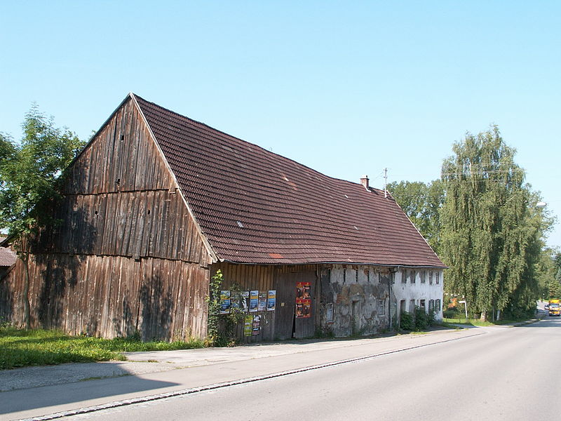 File:Kammlach, MN - Oberkammlach - Memminger Str Nr 7 v O.JPG