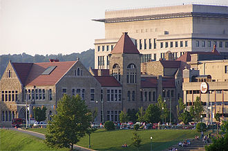 Kanawha County, West Virginia - Image: Kanawha County Courthouse