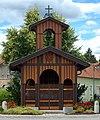 Kapelle auf dem Hermannsplatz, reconstruction, Berndorf.jpg