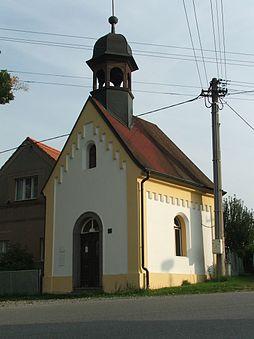 Kaplička sv. Jana Nepomuckého