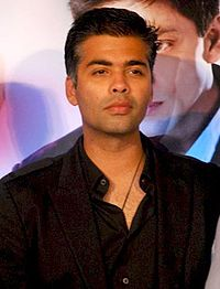 Host Karan Johar is credited with naming the show.[1]