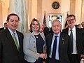 Karen Bradley MP attends Speaker's Lunch and White House St Patrick's Day Reception (39032840500).jpg