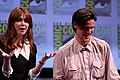 Karen Gillan & Matt Smith (5984418428).jpg