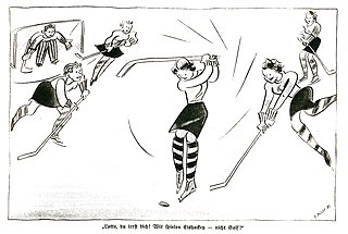 Misogynic cartoon from the Nazi period in Germany 1941