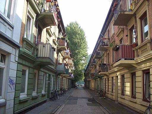 Karolinen-Passage (Karolinenviertel Hamburg)