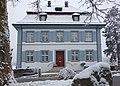 Katholisches Pfarrhaus mit Panoramen, Bielstrasse 1, Oberwil.jpg
