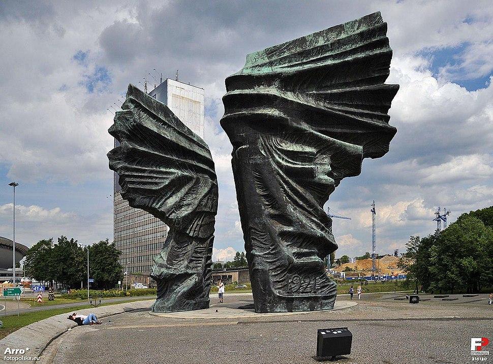 Katowice, Pomnik Powstańców Śląskich - fotopolska.eu (318130)