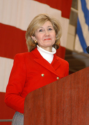 Kay Bailey Hutchison - Hutchison speaking