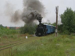 Narrow-gauge railways in Hungary - Kecskemét narrow-gauge network