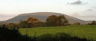 Silvermine Mountains