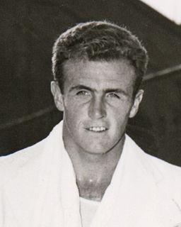 Ken McGregor Australian tennis player