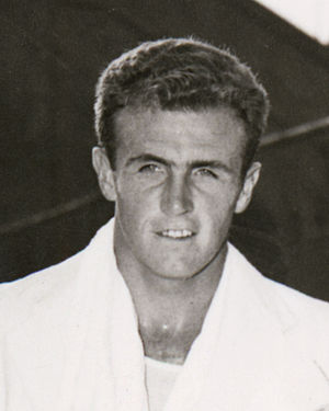 Ken McGregor - McGregor in 1950
