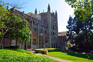 William G. Kerckhoff - Kerckhoff Hall at UCLA