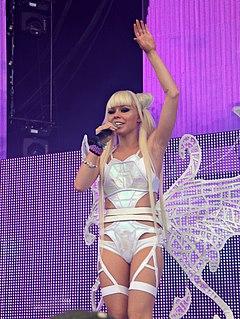 Kerli Estonian singer