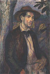 Kernstok Károly Czóbel Béla szalmakalapos portréja.jpg