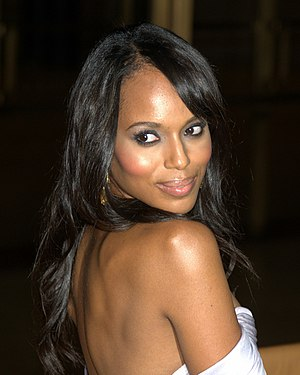 Schauspieler Kerry Washington