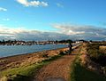 Keyhaven from the Sea Wall - panoramio.jpg