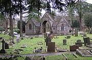 Keynsham Cemetery - geograph.org.uk - 1730548