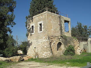 Daniyal Village in Ramle, Mandatory Palestine
