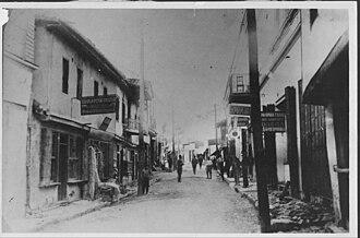 Kičevo - Kičevo in the 1930s