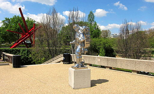 Kiepenkerl - Hirshhorn Museum and Sculpture Garden