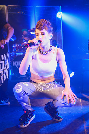Kiesza - Kiesza in Munich 2015