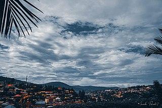 Nyarugenge District District in Rwanda
