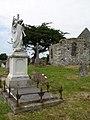 Kilbarrack Cemetery - geograph.org.uk - 458381.jpg